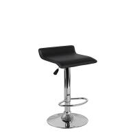 Барный стул Волна WX-2016 экокожа, черный