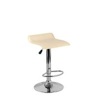 Барный стул Волна WX-2016 экокожа, бежевый