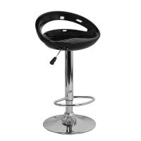 Барный стул Диско WX-2001 пластик, черный