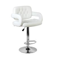 Барный стул Тиесто WX-2927 экокожа, белый