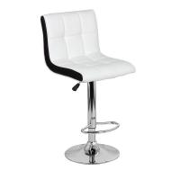 Барный стул Олимп WX-2318B экокожа, белый