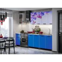 Кухонный гарнитур Рио-1 Бабочки 2,0 (ЛДСП)