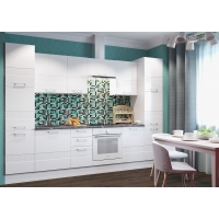 Кухня Люкс 3,0 с пеналами