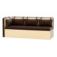 Кухонный диван с углом Милан (экокожа)