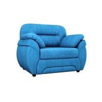 Кресло Бруклин голубое