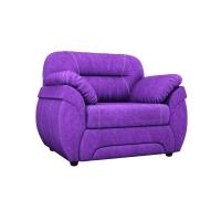 Кресло Бруклин фиолетовое