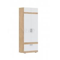 Шкаф 2-х створчатый Аванта ШК2Ств-800
