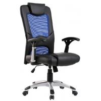 Кресло руководителя Vincent Blue