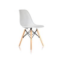 Кресло для посетителей Eames White