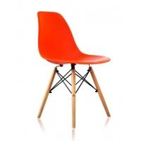 Кресло для посетителей Eames Orange