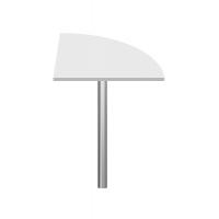 Стол-приставка ПР-3+ВТ-710.1 Imago белый