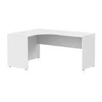 Письменный стол СА-4 левый Imago белый