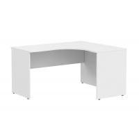 Письменный стол СА-3 правый Imago белый