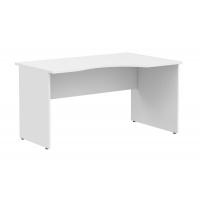 Письменный стол СА-2 правый Imago белый