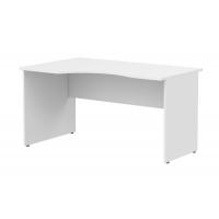 Письменный стол СА-2 левый Imago белый