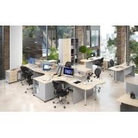 Комплект офисной мебели Offix New К1 сонома