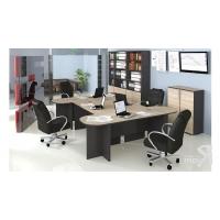 Набор офисной мебели для руководителя ГН-184.003 Успех-2