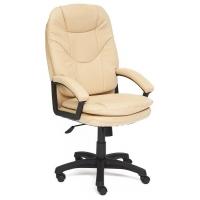 Кресло COMFORT кож/зам, бежевый, 36-34