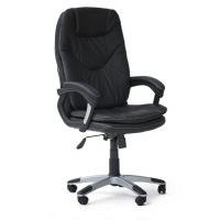 Кресло COMFORT иск. кожа, черный