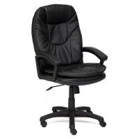 Кресло COMFORT кож/зам, черный, 36-6