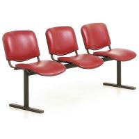 Кресло ИЗО 3-х секция на раме