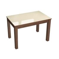 Стол обеденный Норман 1200 Лакобель (орех)