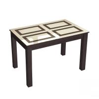 Стол обеденный Норман 1000 Плитка (венге)
