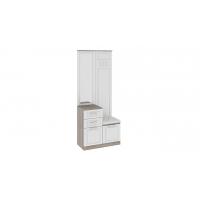 Секция комбинированная с зеркалом и крючками «Прованс» ТД-223.08.03
