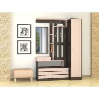 Комплект мебели для прихожей №1 Ямайка