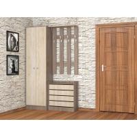 Комплект мебели для прихожей №4 Ямайка