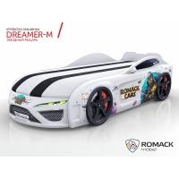 Кровать машина Romack Dreamer-M Звездный рыцарь