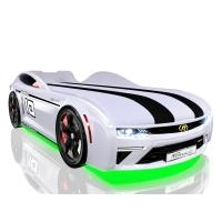 Кровать машина Romack Energy-M белый