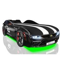Кровать машина Romack Energy-M черный