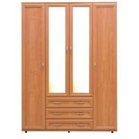Шкаф четырехстворчатый № 148