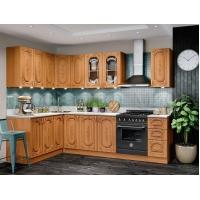 Кухня Лиза-2 угловая 1,8*2,8 ольха