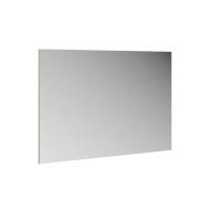 Зеркало Дакота Сонома/белый глянец