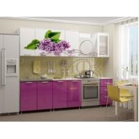 Кухонный гарнитур Сирень 2,0