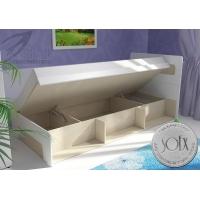 Кровать 0,9 с подъемным механизмом Палермо Юниор