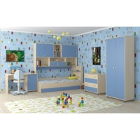 Детская комната Дельта 8