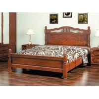 Кровать Карина-15 (орех) 120 см