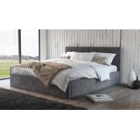 Мягкая кровать Фернандо 1600 (подъемник) Atlanta Grey