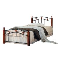 Кровать кованая AT 126 (метал. каркас) + основание