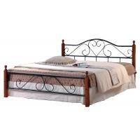 Кровать кованая AT 815 (метал. каркас) + основание