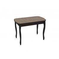 Стол обеденный Экстра-1 (венге/Арабика)