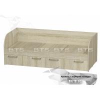 Кровать Сенди с ящиками КР-01