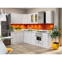 Кухня Лиза-2 угловая 1,8*2,8 белая