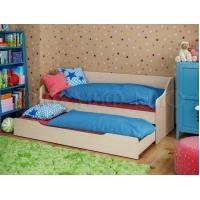 Двухъярусная выдвижная кровать Вега-2