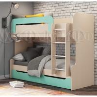 Кровать двухъярусная Юниор-1