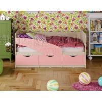 Детская кровать Бабочки 1,6