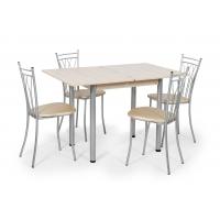 Обеденная группа стол Ирис и стулья Премьер